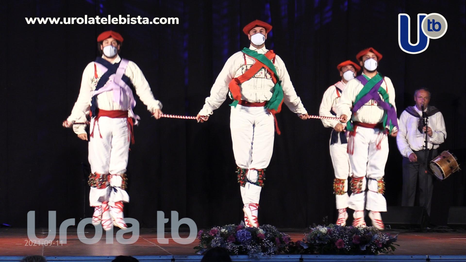 Urretxu: Actividades Culturales de septiembre / Urretxu: iraileko ekintza kulturalak. Festival Internacional de Folklore.